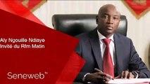 """Aly Ngouille Ndiaye : """"C'est ma position personnelle, il faut payer le visa pour entrer au Sénégal"""""""