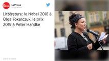 Prix Nobel. Olga Tokarczuk, une littérature toujours en mouvement