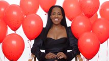 Regina King Plays Pop Quiz for Marie Claire