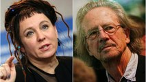 Olga Tokarczuk e Peter Handke distinguidos com o Nobel da Literatura