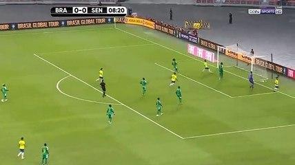 But de Firminho: Brésil vs Sénégal