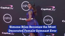 Simone Biles Is The Best Female Gymnast Ever
