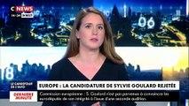 Commission européenne: La candidature de l'ex-ministre Sylvie Goulard a été rejetée par les eurodéputés