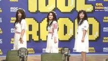 [IDOL RADIO] 주섬 주섬 라이브 준비하는 셀럽파이브..ㅋㅋ (ft.김신영의 두성)