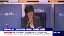 Pourquoi la candidature de Sylvie Goulard à un poste de commissaire européen a été rejetée ?