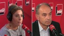 """Jean-François Copé : le parti LR """"est une maison cassée de l'intérieur"""""""