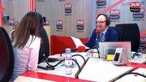 Elsa Esnoult était l'invitée de Jacques Pessis dans Les Clés d'une vie sur Sud Radio