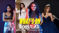 Whats On POPULAR October 2019 ,  Lost In Space