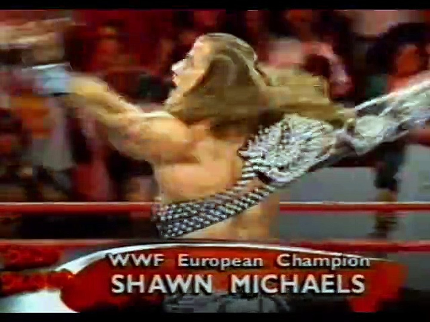 The Undertaker vs Shawn Michaels - Hell in a Cell Match - In Your House 18