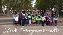 MARSEILLAN - Semaine Bleue : petits et grands ont marché 6 km pour la Marche Intergénérationnelle !