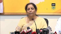 PMC Bank crisis: Finance Ministry, RBI to study issue together, says FM Sitharaman