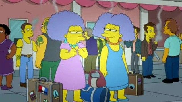 The Simpsons Season 26 Episode 5 Opposites a-Frack