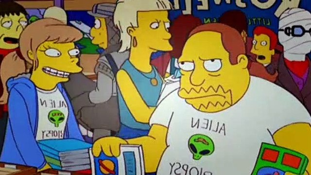 The Simpsons Season 10 Episode 9 - Mayored to the Mob