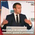 La colère froide de Macron après le rejet de la candidature de Sylvie Goulard à la Commission européenne