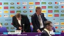 Coupe du monde de rugby : France-Angleterre annulé à cause de l'arrivée du typhon Hagibis