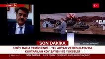 #SONDAKİKA İşte YPG'nin terör tünelleri