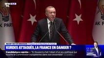 Erdogan menace d'ouvrir les portes de l'Europe en réponse aux critiques européennes sur l'offensive contre les forces kurdes