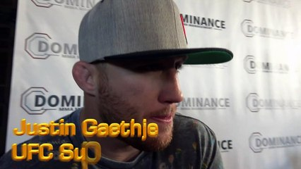 Funny UFC Star Justin Gaethje How He Met Hnery Jecudo Reveals He's Mexican