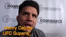 Henry Cejudo I AM THE GOAT Recalls Sparring David Benavidez