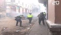 Equateur: Violentes manifestations contre l'explosion des prix de l'essence