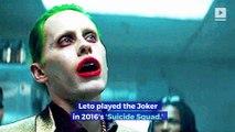 Jared Leto Upset By New 'Joker' Movie