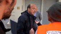 Extinction Rebellion à Châtelet : la colère monte chez des habitants du quartier