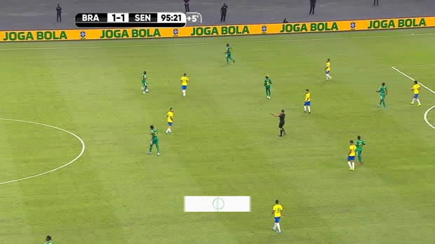 International friendly: Brazil 1-1 Senegal