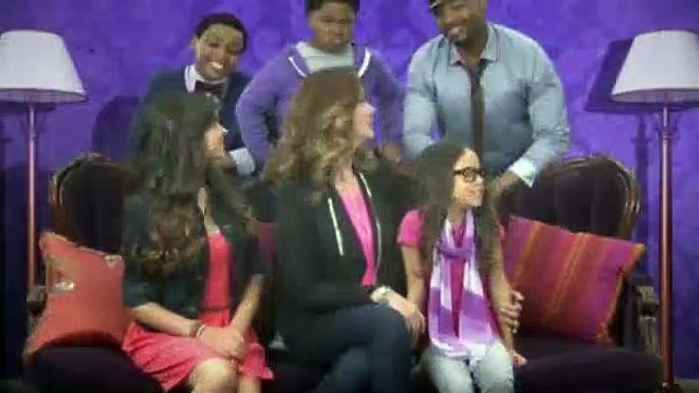 The Haunted Hathaways S02E08 Haunted Rapper