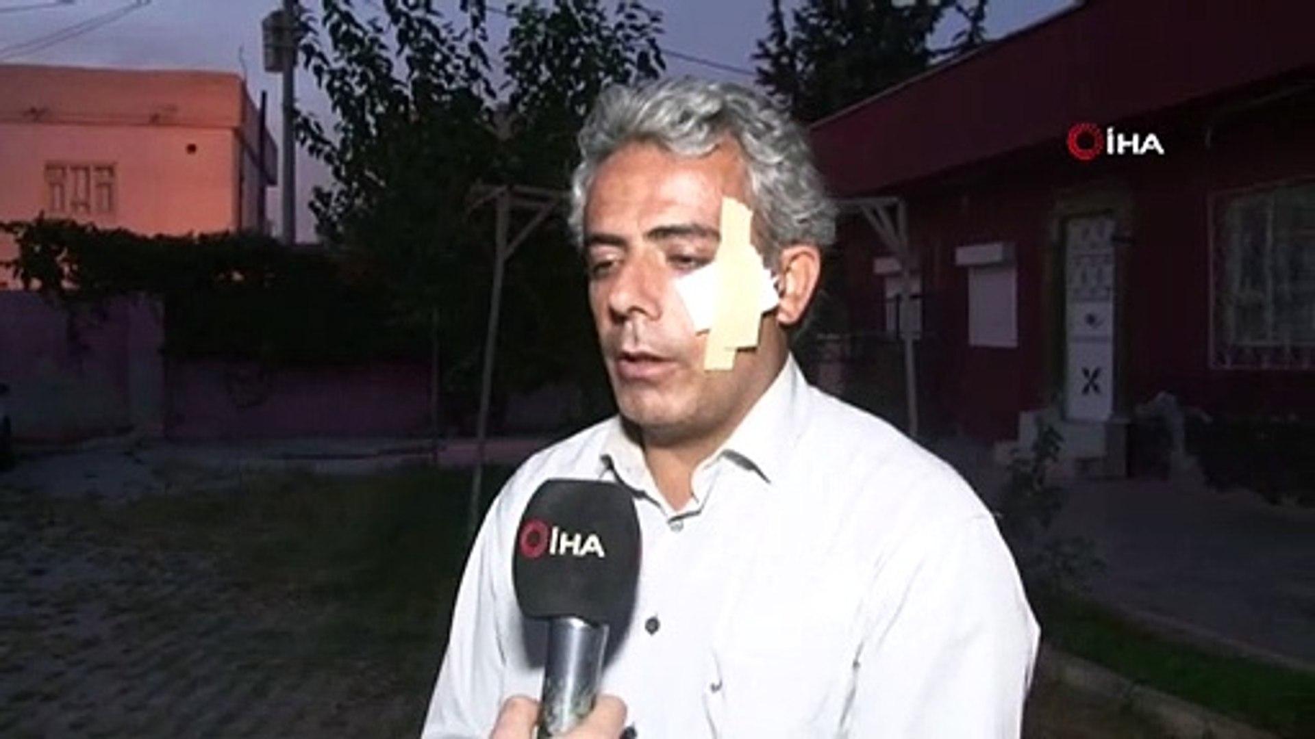 İhlas Haber Ajansı Muhabiri Akçakale'ye Düzenlenen Roketli Saldırıda Yaralandı