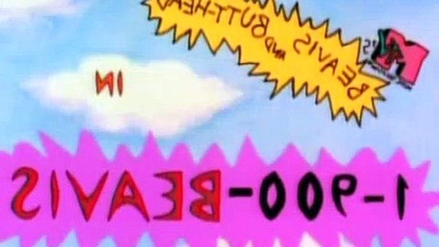 Beavis and Butt-Head Season 4 Episode 9 1-900-BEAVIS