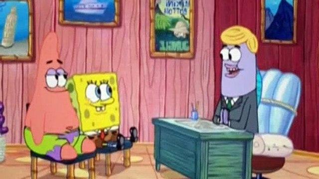 SpongeBob SquarePants Season 9 Episode 20 - Patrick's Staycation