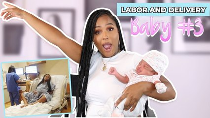 STORYTIME: GIVING BIRTH TO BABY #3