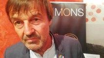 Nicolas Hulot fait Docteur Honoris Causa à Mons jeudi 10 octobre