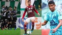 Top 10 do ranking digital dos clubes brasileiros
