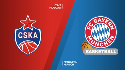 EuroLeague 2019-20 Highlights Regular Season Round 2 video: CSKA 79-68 Bayern