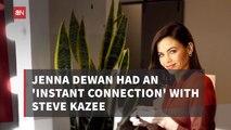 When Jenna Dewan Met Steve Kazee The First Time