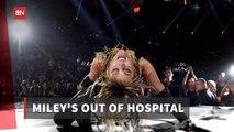Miley Cyrus Had Tonsillitis