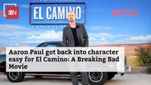 Aaron Paul Knew What He Was Doing In 'El Camino: A Breaking Bad Movie'