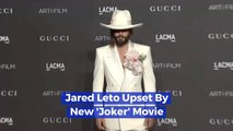 Jared Leto's 'Joker' Problem