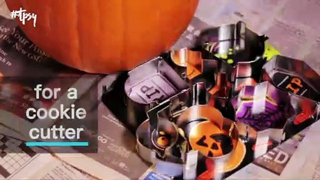 Carve a Killer Jack-o'-Lantern with Cookie Cutters