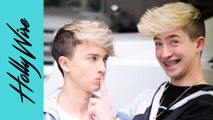 Cash & Maverick Baker Reveal What They Are Looking For In Their Next Girlfriends!!
