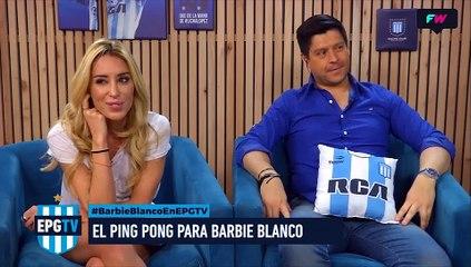 El Ping Pong a Barbie Blanco