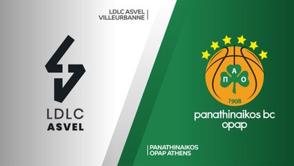 EuroLeague 2019-20 Highlights Regular Season Round 2 video: ASVEL 79-78 Panathinaikos