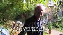 """Peter Handke """"étonné"""" et """"ému"""" de son prix Nobel de littérature"""