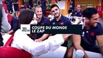 Coupe du Monde - Le zap