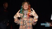 6ix9ine Lands New Record Deal With 10K Projects | Billboard News