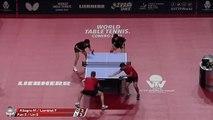 Fan Zhendong/Lin Gaoyuan vs Martin Allegro/Florent Lambiet   2019 ITTF German Open Highlights (R16)