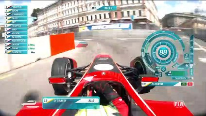 Formula-E 2014-15 R09 - Russia - Qualifying  part 2