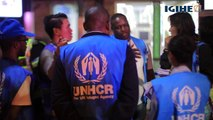 123 asylum seekers evacuated from Libya have arrived safely in Rwanda