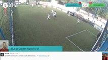 But de Jordan Agard (1-0)